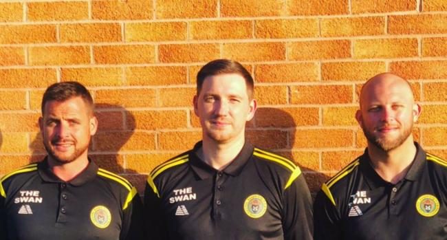 St Asaph City's management team have enjoyed a successful week
