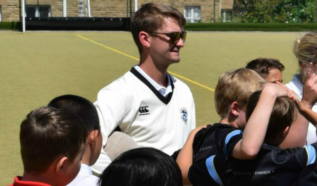 Sean Kitchen is the new teacher of Physical Education at Rydal Penrhos School