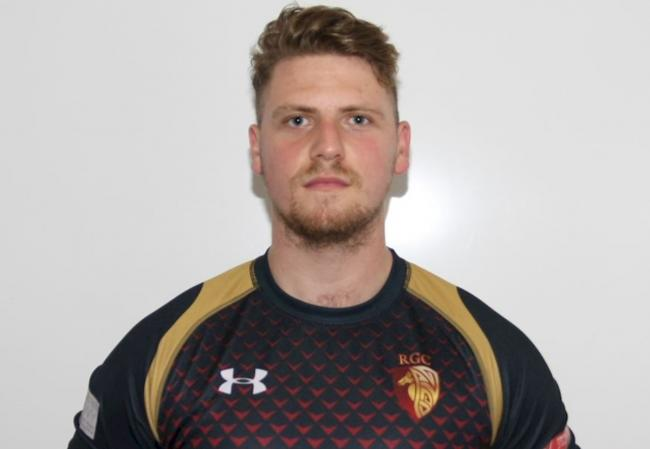 RGC forward Curtis Reynolds has joined Pontypridd (Photo by Skeates Images)