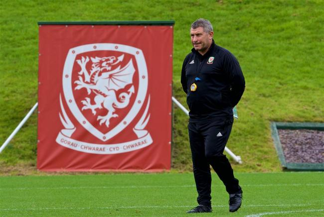 Osian Roberts has left the FAW after 18 years
