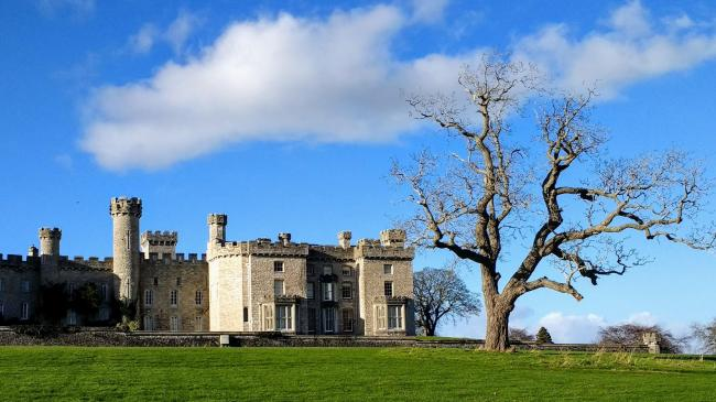 Bodelwyddan Castle is no longer open to the public