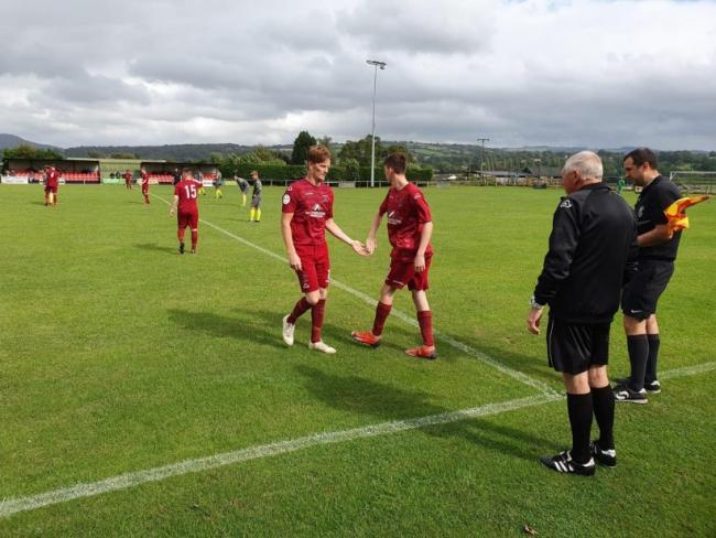 Llandudno fell to a late cup loss at Guilsfield