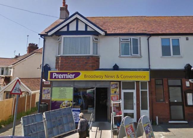 Broadway newsagents. Picture: Google Maps