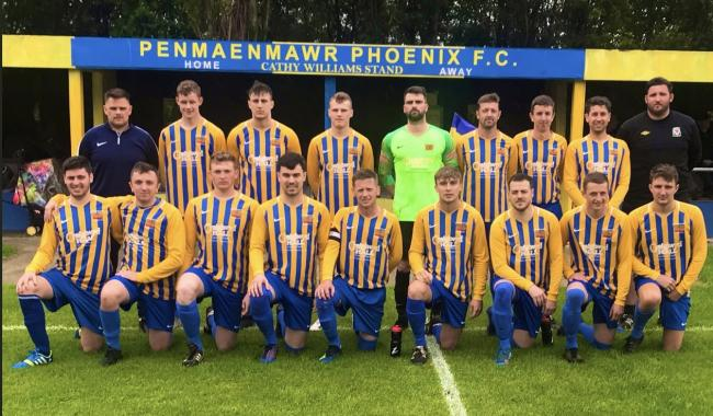 Penmaenmawr Phoenix were in fine second half form at Aberffraw