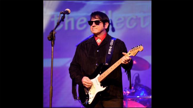 The award winning Barry Steele is Roy Orbison