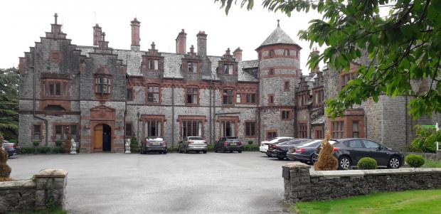 North Wales Pioneer: Caer Rhun Hall. Picture: Kerry Roberts