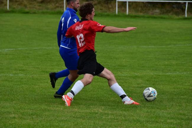 Llandudno Amateurs Reserves picked up their first win of the new season