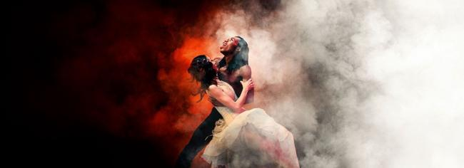 A fresh take on Bram Stoker's clasic. Picture: Facebook/ Dracula - Northern Ballet