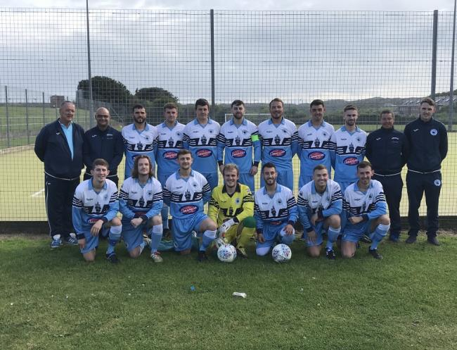 Holyhead Town hit six but were defeat at Y Felinheli