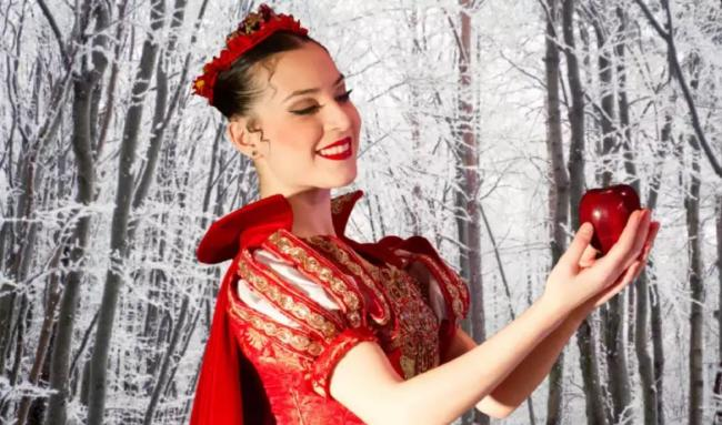 The Vienna Festival Ballet will realise the classic Snow White in their spellbinding production