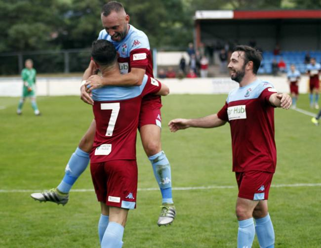 Colwyn Bay picked up their sixth straight victory at Bangor City