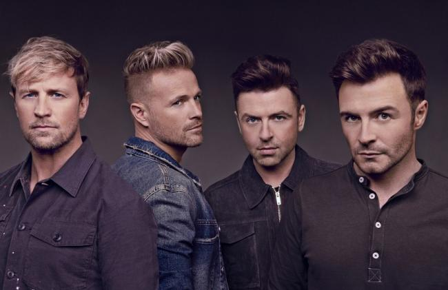 Spectrum will be Westlife's first album release since their Greatest Hits was released in November 2011