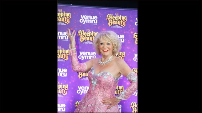 Former Loose Women presenter Sherrie Hewson will star in Sleeping Beauty. Picture: Kerry Roberts