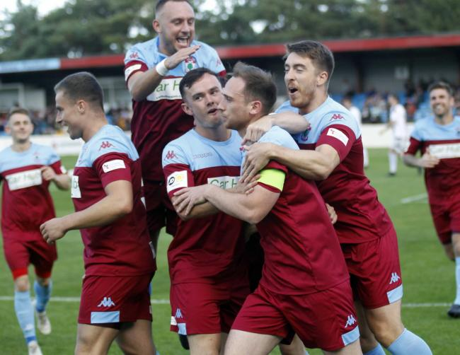 Colwyn Bay picked up a point at home to Bangor City