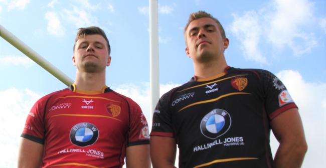 Dion Jones and Dan Owen both scored for RGC (Photo by Skeates Images)