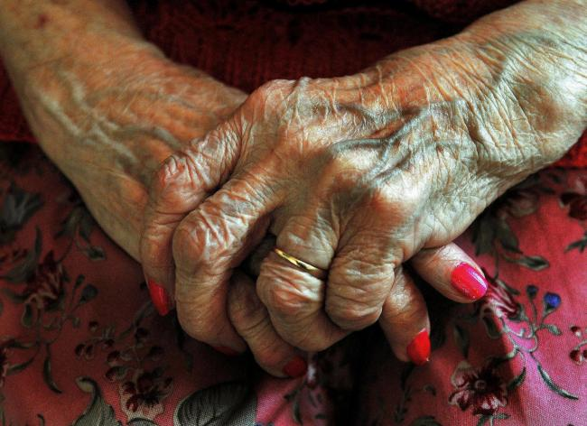 The campaign seeks to prevent elderly people at risk of falling being isolated at home
