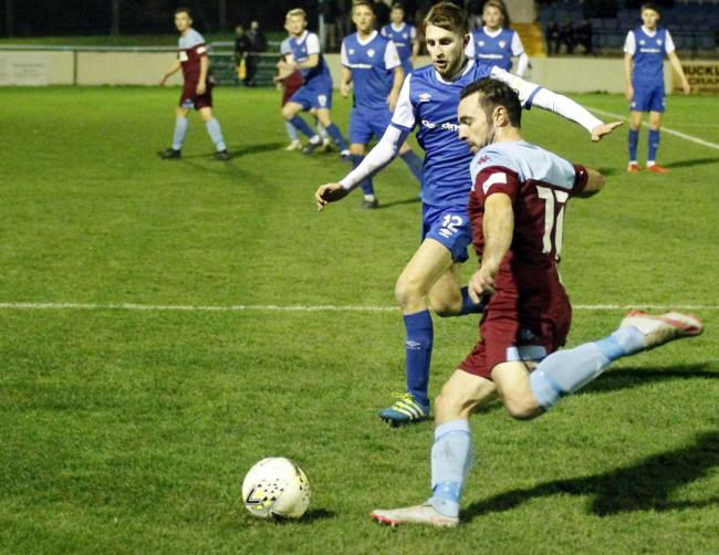 Colwyn Bay ended a gruelling run of fixtures with a home draw against Llangefni Town