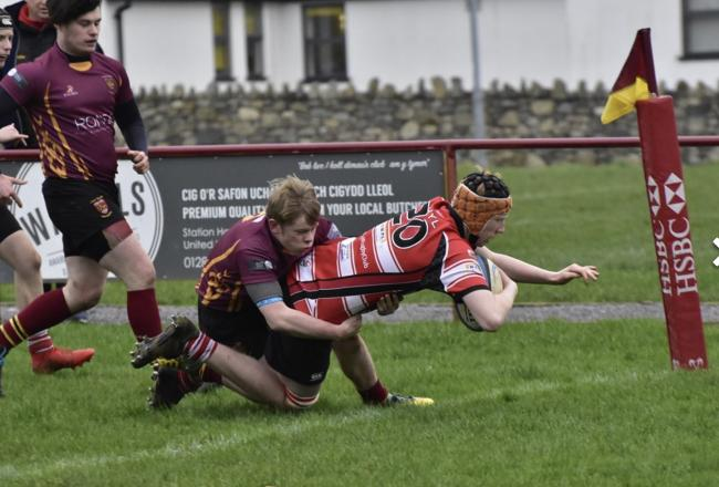 There has been no competitive rugby in North Wales for almost a year