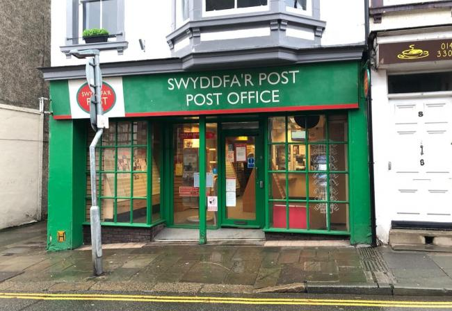 The Post Office closed in January. Picture: Iwan Williams