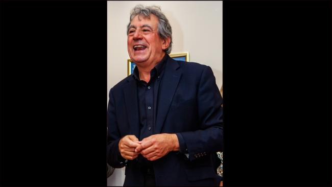 More than 200 people came together to remember the works of Terry Jones