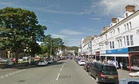 The incident took place on Mostyn Street, Llandudno. Picture: Google Maps