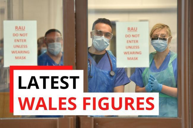Latest Public Health figures for North Wales