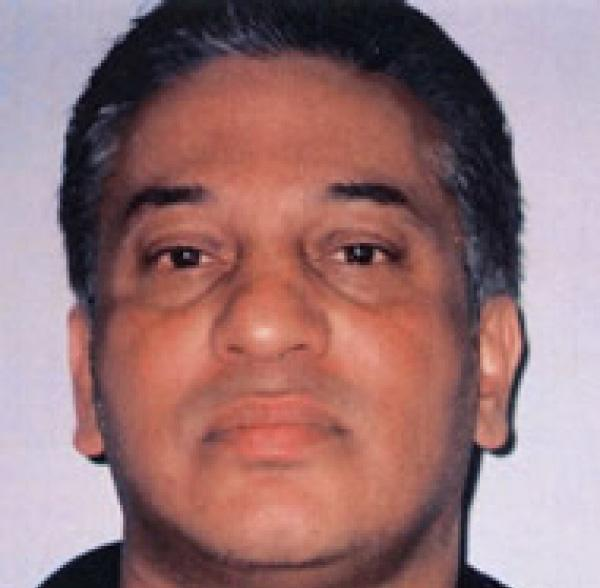 North Wales Pioneer: Most wanted: Shashi Dhar Sahnan. Picture: NCA