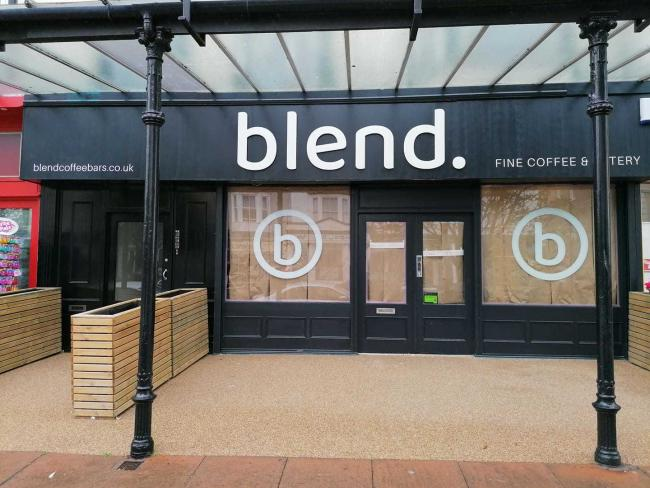 Work is underway to transform 3rd Space into Blend