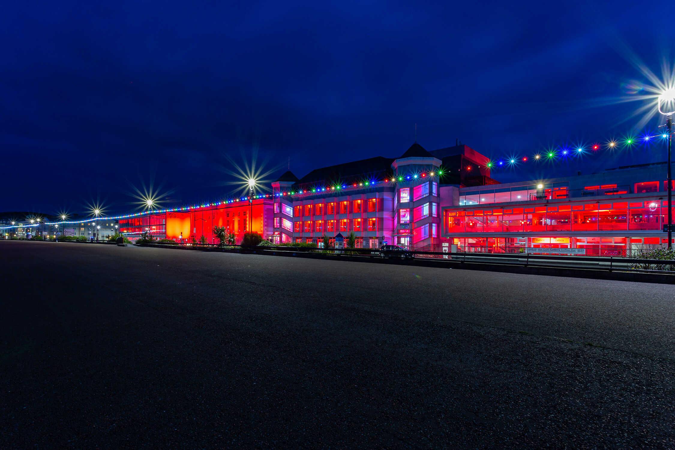 Venue Cymru, Llandudno. Picture: Paul Sampson