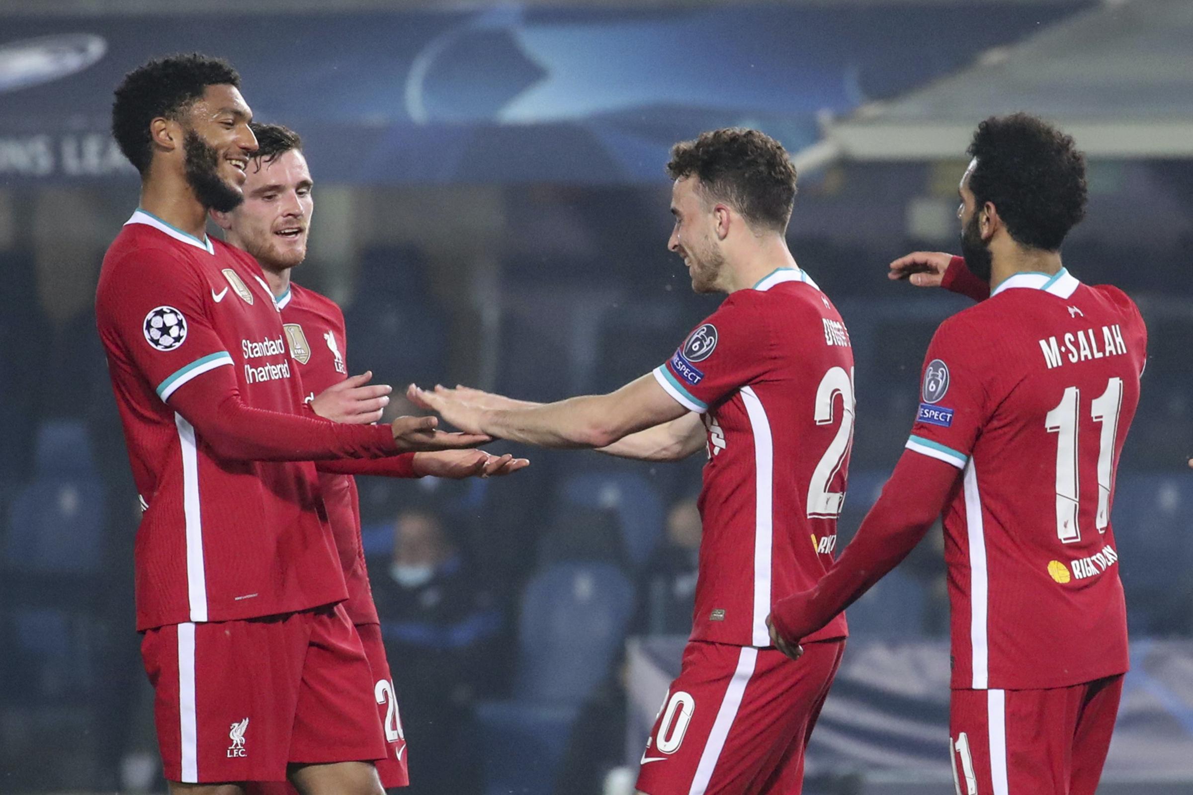 Diogo Jota repays Jurgen Klopp's faith with hat-trick as Reds roll ...