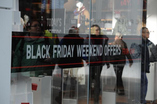 Martin Lewis reveals his best Black Friday deals. Picture: The Herald