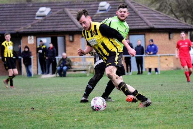 St Asaph City were beaten at Ruthin Town in their latest friendly fixture