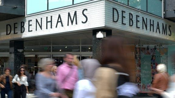 JD Sports pull out of Debenhams rescue bid putting 12,000 jobs at risk. Picture: PA Wire