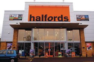 North Wales Pioneer: Picture: Halfords