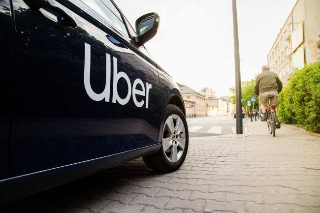 Uber offers free trips to mass vaccination centres. (JPI Media)