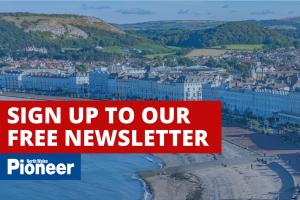 Sign up to the North Wales Pioneer free daily newsletter