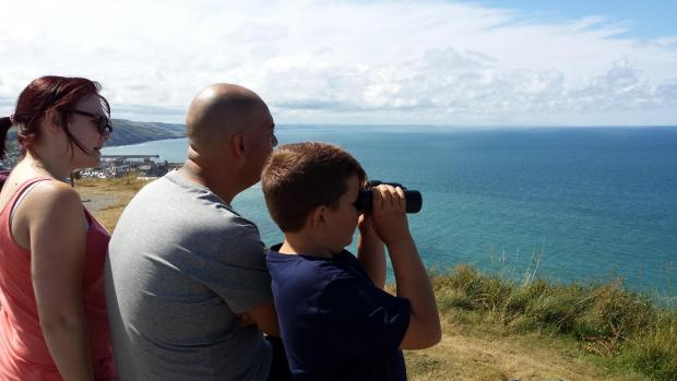 North Wales Pioneer: The Seawatcher app is available from all app stores.