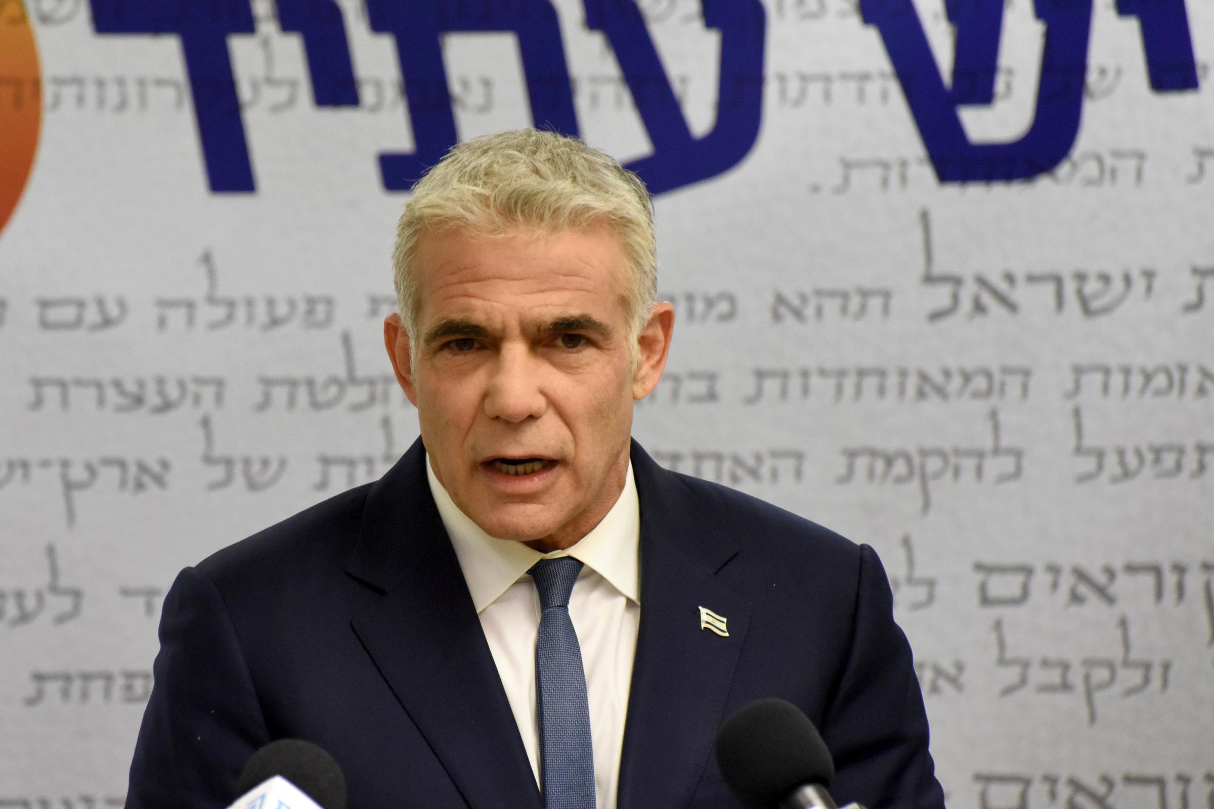 Netanyahu opponents reach coalition deal to oust Israeli PM | North Wales  Pioneer