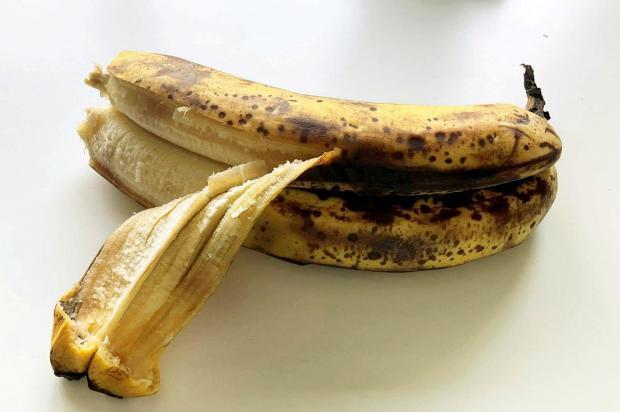 North Wales Pioneer: Double barrelled banana