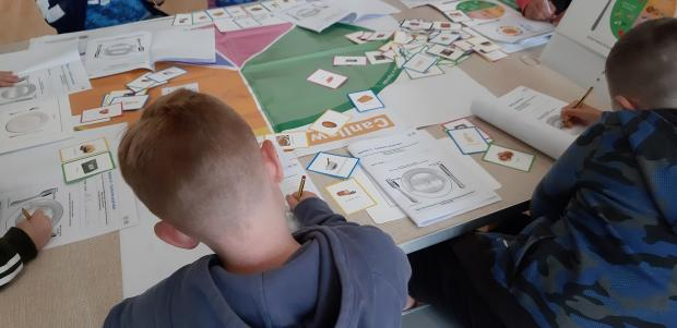 North Wales Pioneer: Child completes workbook