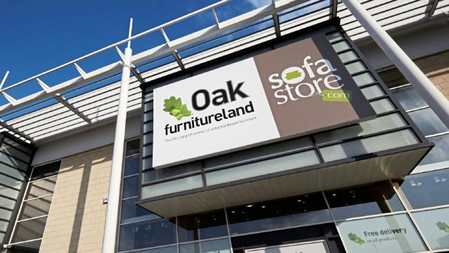 Retailer Oak Furniture Land To Open Its Store In Llandudno North