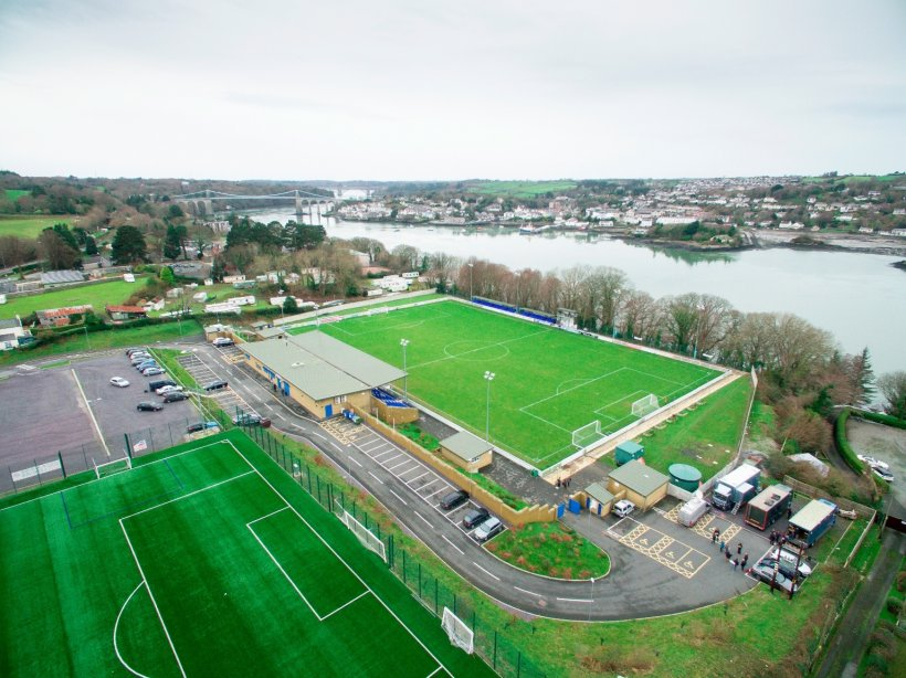 Bangor City have closed their VSM Stadium and 3G facility