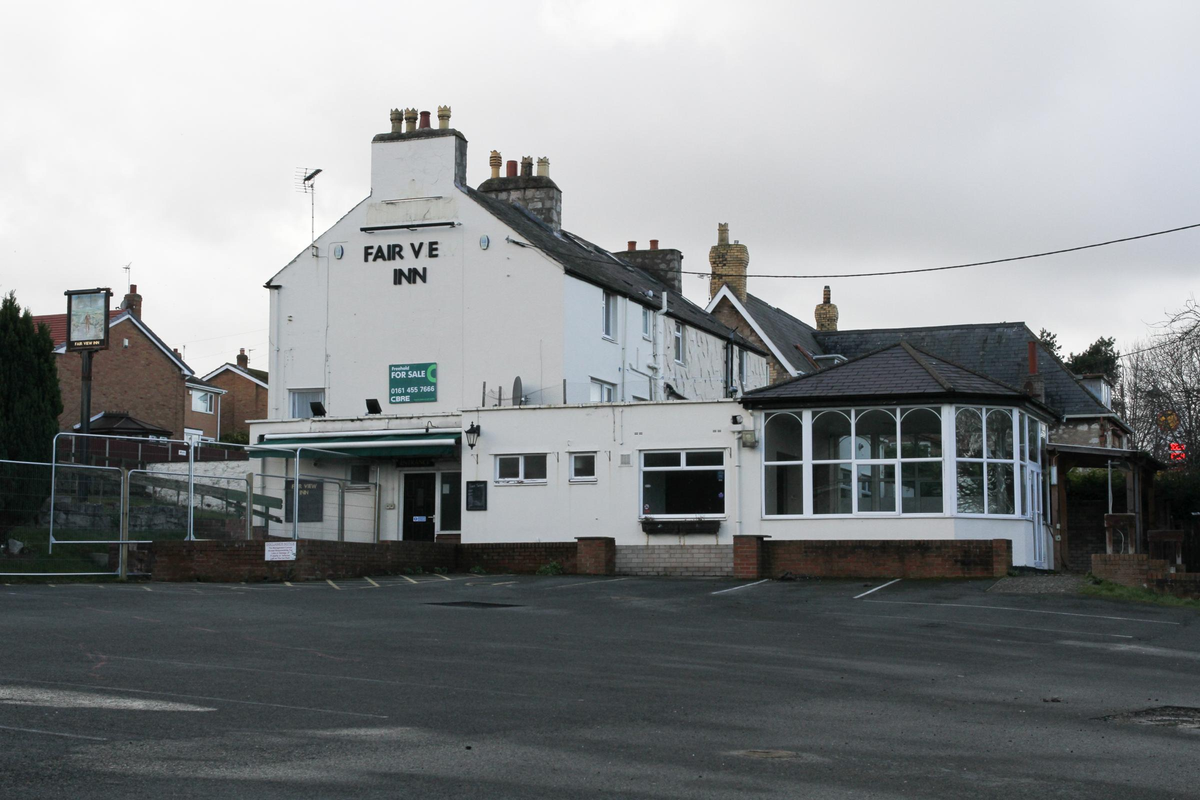Fairview Inn, Llanddulas. Picture: Kerry Roberts, KR090218c