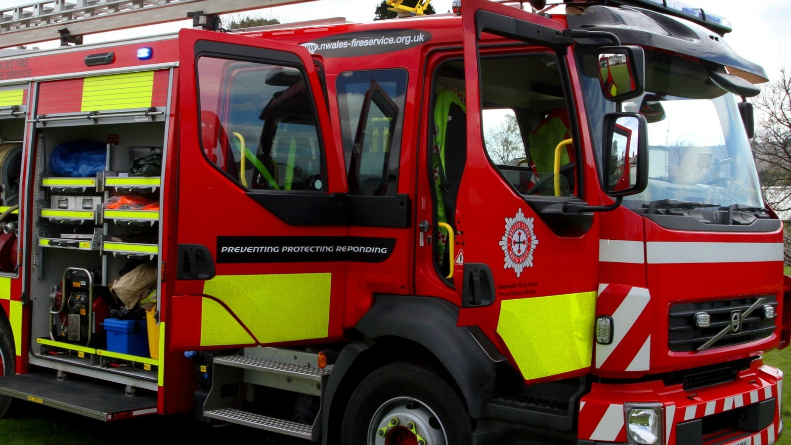 North Wales Fire and Rescue faces a £1.9m funding shortfall