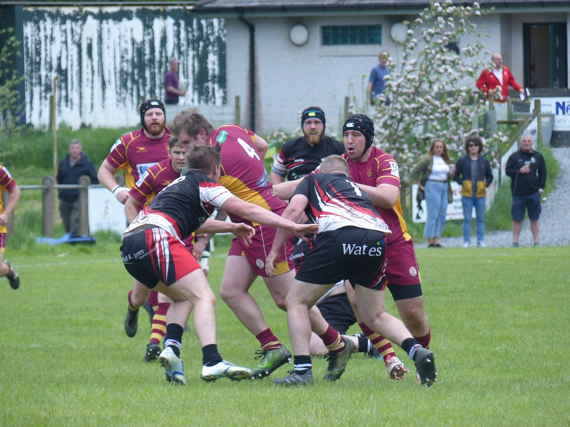 Llandudno picked up an impressive win at Ruthin