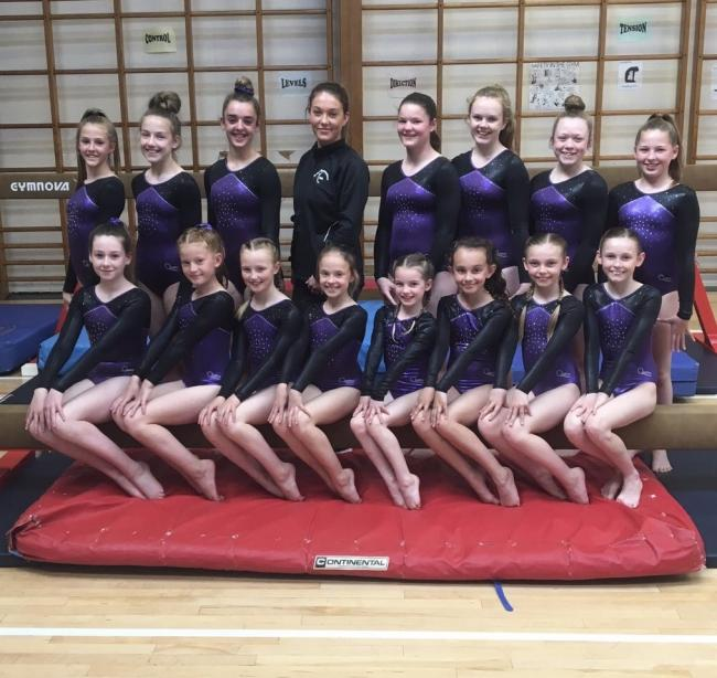 Colwyn Bays Grays Gymnastics Club Competing Abroad For First Time