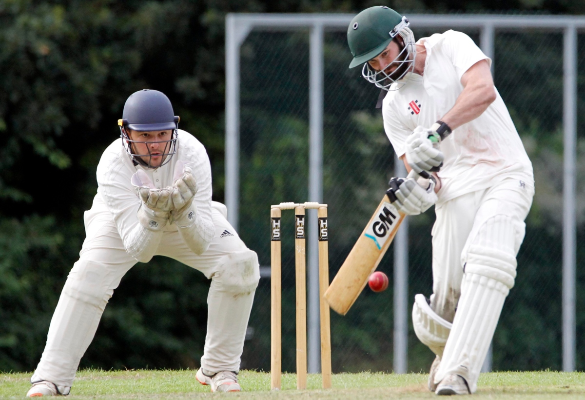 Conwy were soundly beaten by Pontblyddyn