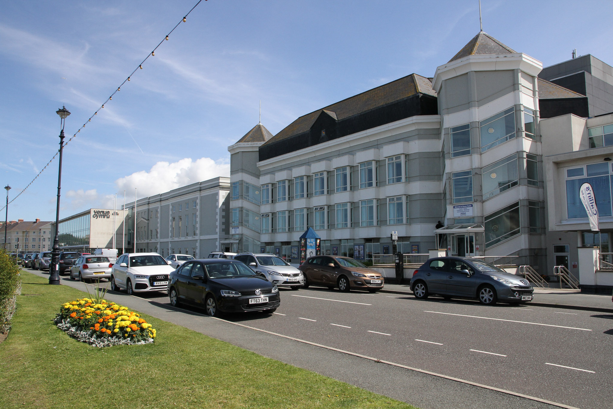KR140716aLocation guide images of LlandunoVenue CymruTheatre and Conferance Centre