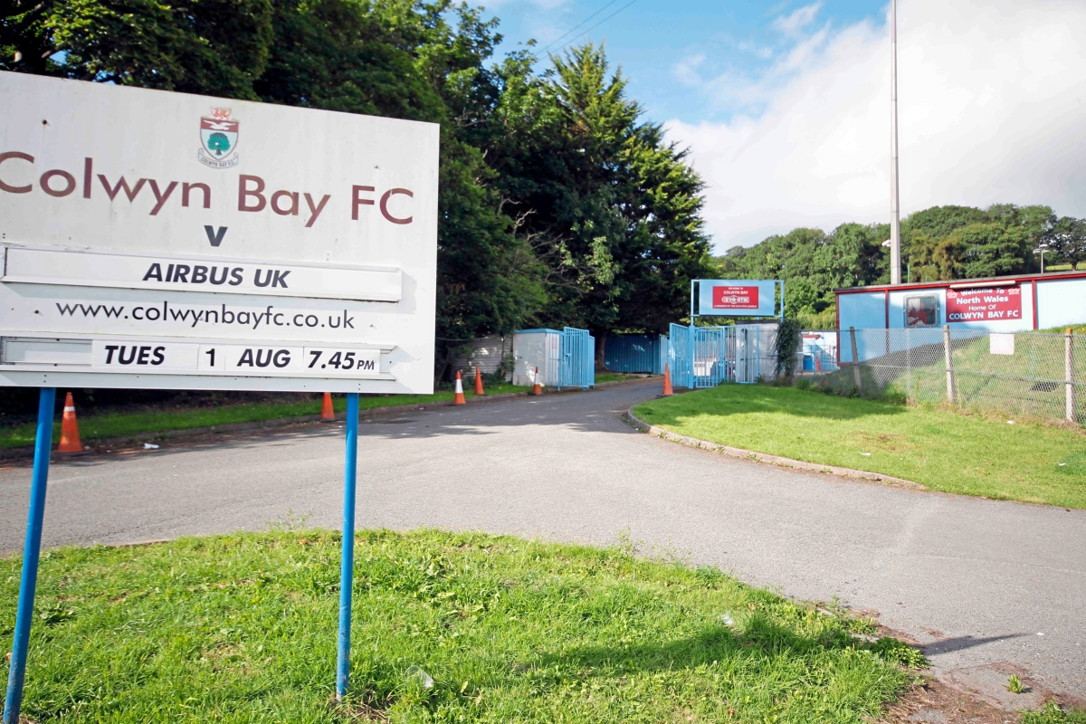 Colwyn Bay have made a new appointment to its board