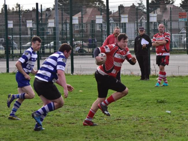 Rhyl make light work of their trip to Welshpool (Photo by Paul Brookes)